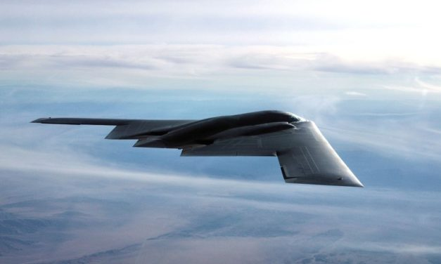 B-2 stealth bomber out of service after emergency landing