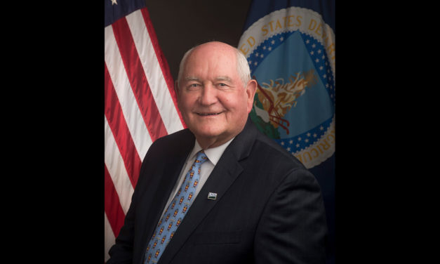 "NEWSMAKER: Secretary Perdue says, ""We've turned a Corner"""