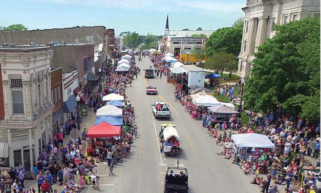 NEWSMAKER: Covid cancels festivals; proceeds for doing good on hold