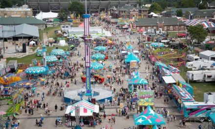 No Bud Tent events at Missouri State Fair