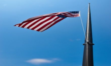 Flags fly at half-mast statewide Monday for fallen firefighter