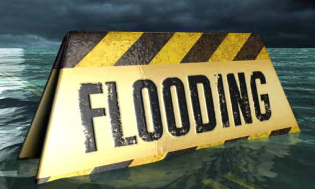 Flood warning advisory until 8:45 p.m. today for parts of the region