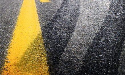 Driver injured in off-road crash