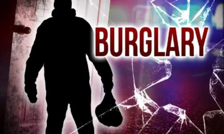 Stover man charged with first-degree burglary