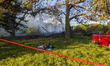 Two people die inside Cass County house fire