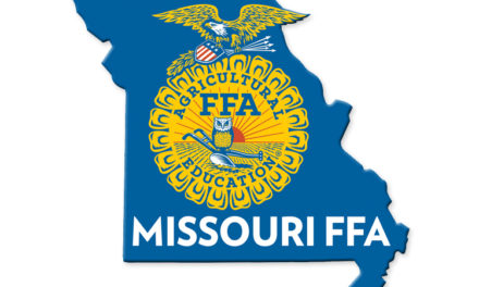 Marshall FFA named top Missouri chapter