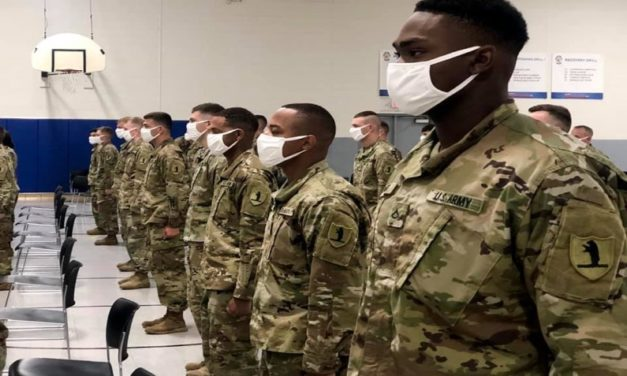 1139th National Guard holds deployment ceremony before heading to Southwest Asia