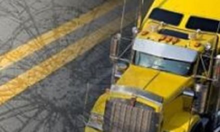 BREAKING:  Semi accident closes lanes in Brookfield