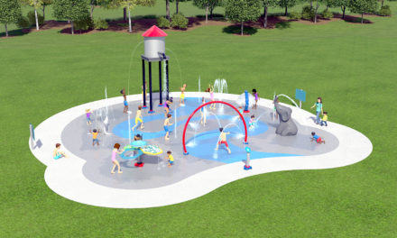 NEWSMAKER: New splash park, WiFi shaping Lawson as a 'piece of Mayberry with big-city amenities'
