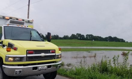 Johnson County Fire District busy with water rescues Friday