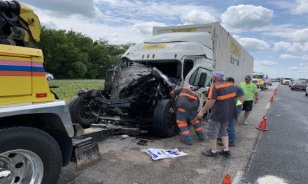 UPDATE: I-70 crash scene cleared