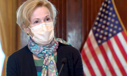 Masks, social distancing emphasized by Dr. Birx during Missouri visit