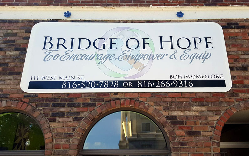 NEWSMAKER: Bridge of Hope offers help to pregnant women, infants in Ray Co.