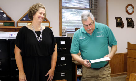 Longtime probate clerk appointed as Saline County Auditor