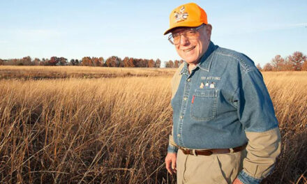 Chillicothe man bestowed Missouri Master Conservationist honor