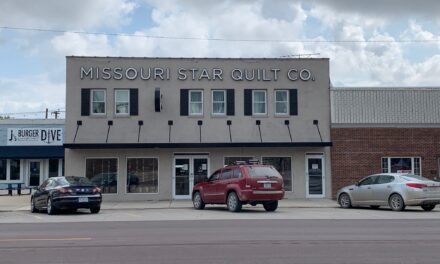 NEWSMAKER: All stitched up with nowhere to go: what's next for the quilting capital of Missouri