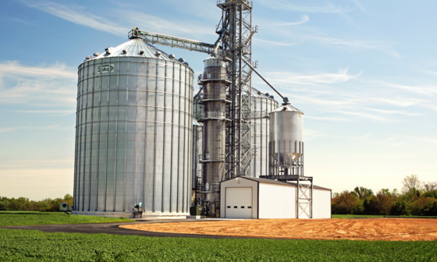 Sukup breaks record for world's largest grain bin