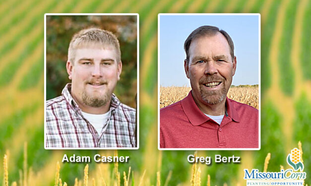 Bertz, Casner elected to Missouri Corn Merchandising Council