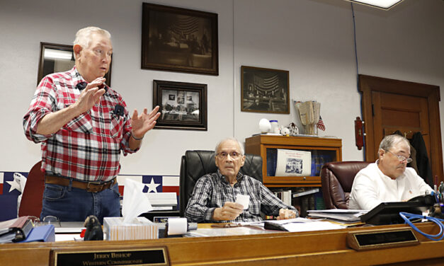 Heated exchanges at Ray Co. commission leave Eagleton closed to public, political events