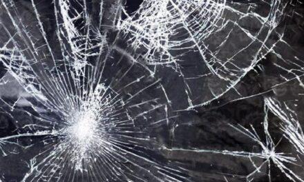 Driver loses control over bridge causing injury accident