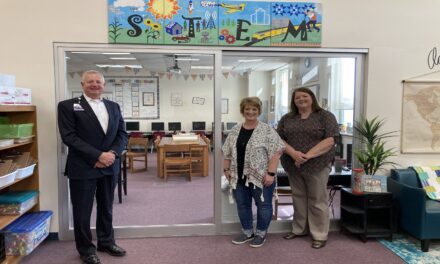 Carroll County Memorial Hospital and Brunswick R-II continue their STEM partnership