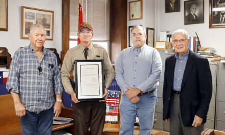 Commission honors late sergeant with day commemorating law enforcement