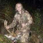 Youth deer hunting season begins Oct. 31