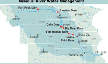 Blunt hopeful navigation, flood mitigation becoming a bigger priority on Missouri River