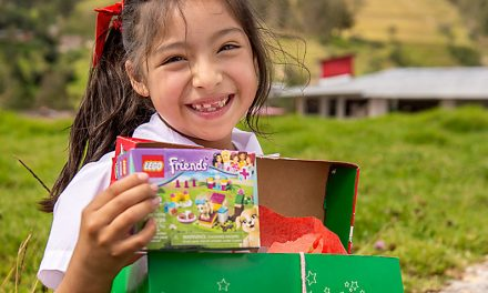 Operation Christmas Child: Local church provides gifts in shoeboxes to children around the world