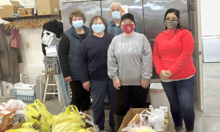 Nearly 450 pounds of food, money donated to Grundy Co. food pantry