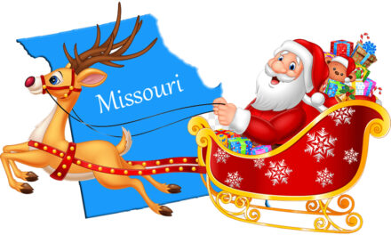 Santa, reindeer cleared by state ag department to take flight in Missouri