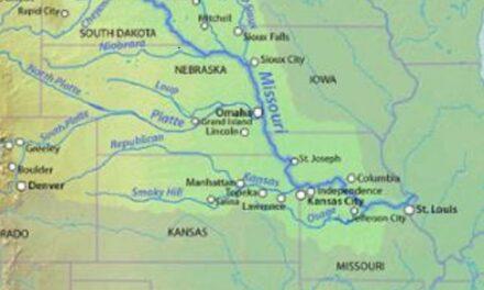 Missouri River shoals cleared for better navigation