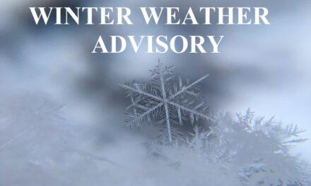 Winter weather forecast for KMZU listening area