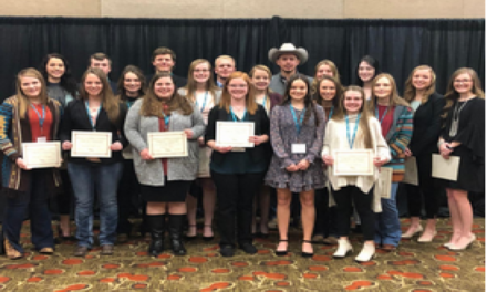 Missouri's Cattlemen Foundation awards 25 scholarships