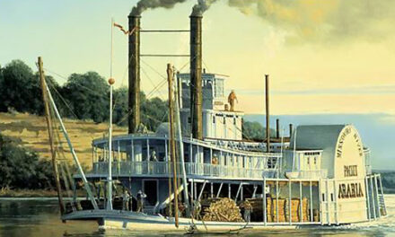 Future home for Arabia steamboat museum? Saline group OKs $150,000 for feasibility study