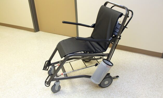 Carroll County Memorial Hospital announces purchase of new transport chairs