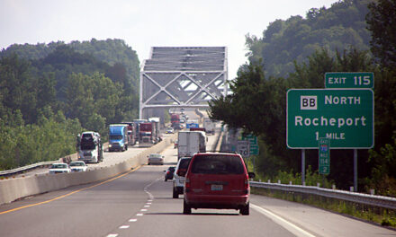 MoDOT collecting samples, closing westbound I-70 through Rocheport Bridge April 9-11