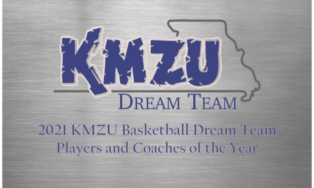 2021 KMZU Basketball Dream Team Players & Coaches of the Year