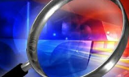 Sheriff investigation searches for driver in vehicle accident