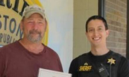 Chillicothe man commended for saving life