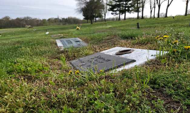 Richmond council approves nearly $14,000 to repair city cemetery lawn