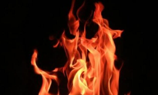 Firefighter accused of arson in Johnson County