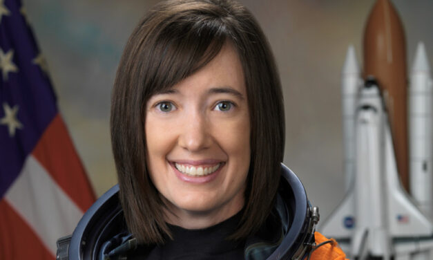 Missouri astronaut gets front-row seat to wife's SpaceX take-off