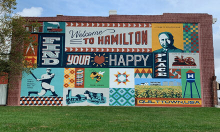 Return to Quilt Town: welcoming in-person visitors back to Hamilton's quilting industry
