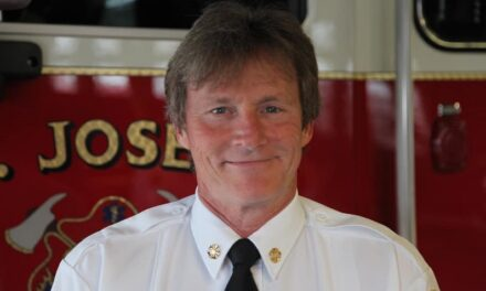 St. Joseph Fire Department Chief Mike Dalsing to retire after 41-year career as a firefighter