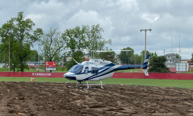 UPDATE: If you dry it they will come—Carrollton rally's to dry baseball field for district play