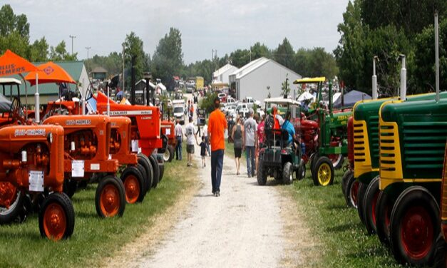 Lathrop Antique Showgrounds gears up for the 43rd Annual Lathrop Antique Car, Tractor & Engine Show