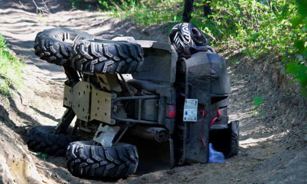 Two from Holden seriously injured in Johnson County UTV accident Saturday