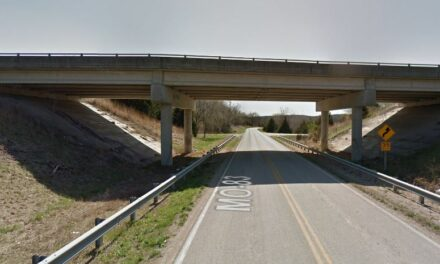 Highway 65 closing south of Warsaw Monday night into Tuesday morning