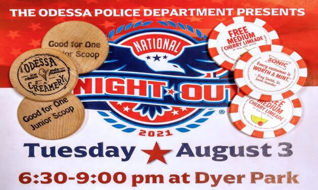 The Odessa Police Department presents National Night Out